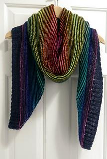 ravelry bohemian wrap pattern by polo sylvie