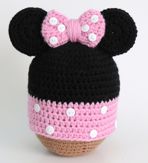 Loom Knit Minnie Mouse Hat Pattern Best Image And Description