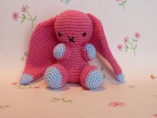 Amigurumi Floppy Bunny Pattern : Ravelry: Floppy Bunny pattern by Akinna Stisu