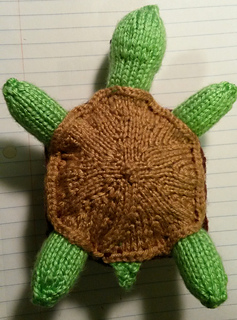 Ravelry: Knitted Turtle Toy pattern by Alexandria Batista