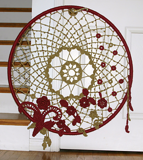 Ravelry Dream Big Dreamcatcher Pattern By Amy Seeberger