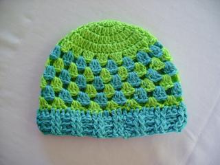 Granny_hat_aqua_lime_small2