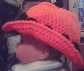 Ravelry: Baby Cowboy Hat pattern by Angela Bailes