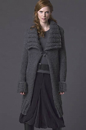 Anise Shawl-Collar Coat PDF