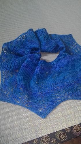 Dove Knitting Pattern : Ravelry: Morning Dove Shawlette pattern by Pam Jemelian
