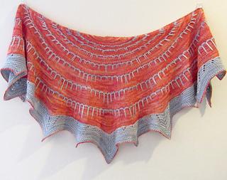 Ravelry: Cascadian pattern by K.M. Bedigan