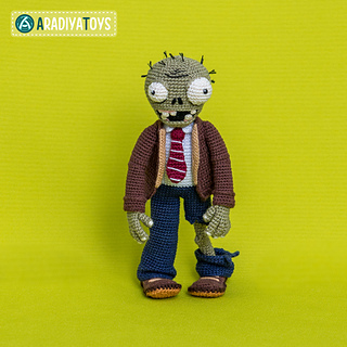 Crochet Zombie Patterns : Ravelry: Zombie from