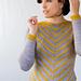 Koru Cardigan巴黎开衫 - 编织幸福 - 编织幸福的博客
