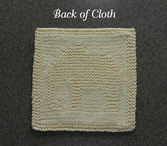 Elephant Washcloth Knitting Pattern : Ravelry: Elephant Knit Wash Cloth pattern by Aunt Susan