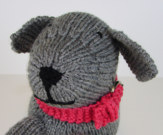 Ravelry: Puppy Dog Playset pattern by Emily Kintigh