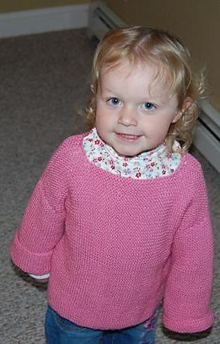 Ravelry garter stitch pullover pattern by penny hill for Penny hill