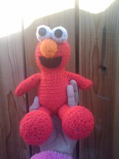 Ravelry: Elmo pattern by Tawana Edwards