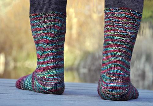 Sweet Coriolis Socks PDF