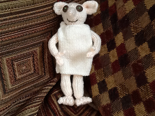 Knitting Pattern For Dobby The House Elf : Ravelry: Dobby the house elf pattern by Phoeny