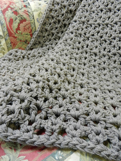 Free Crochet Pattern Q Hook : Ravelry: 5 1/2 Hour Throw (Aran Weight Q Hook) pattern by ...