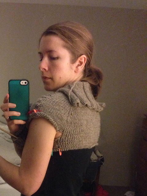 冬季开襟羊毛衫 - maomao - 我随心动