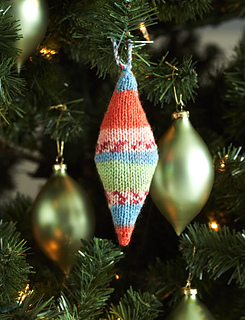 Ravelry: Knit Christmas Ornaments pattern by Patons