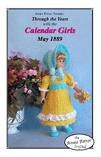 Calendar Girl May : Ravelry calendar girls may pattern by annie potter
