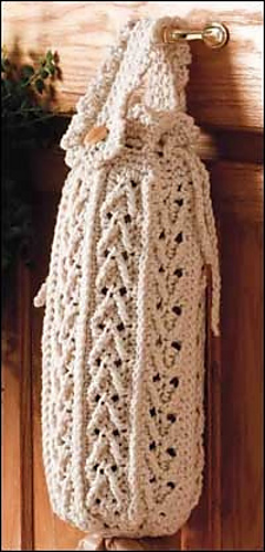 Ravelry Plastic Bag Holder Pattern By Bonnie Barker
