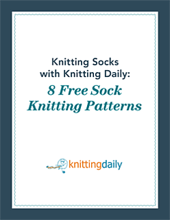 Knitting Daily Patterns : Ravelry: Knitting Socks with Knitting Daily: 8 Free Sock Knitting Patterns - ...