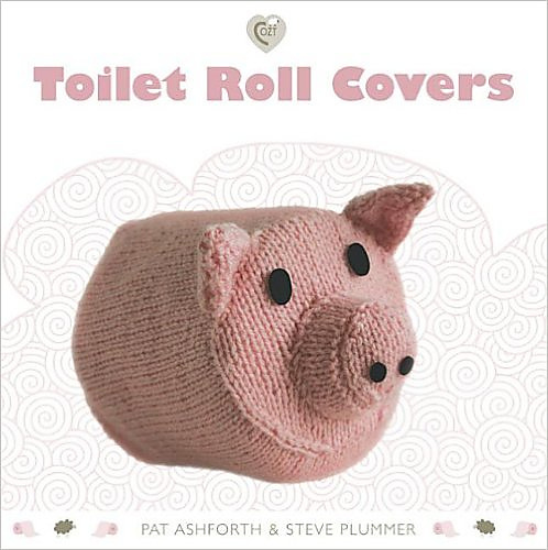 Toilet Roll Cover Knitting Pattern : Ravelry: Toilet Roll Cover: Coming Up Roses pattern by Woolly Thoughts