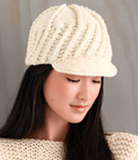 Ravelry: Women's Peak Hat pattern by Patons Australia