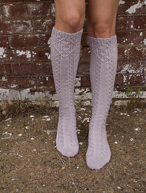 2049 calcetines tan largos como quieras o la lana lo - Como hacer calcetines de lana ...
