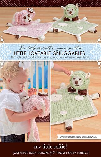 Baby Bee Sweet Delight Yarn Crochet Patterns : Ravelry: My Little Softie! pattern by Cristina Mershon