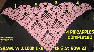 Crochet Geek : Crochet Triangle