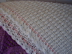 Ravelry Baby Crochet Pram Cover Pattern By Crocknits