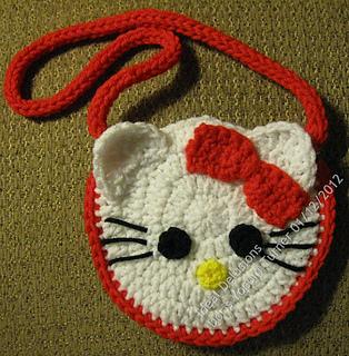 Ravelry Kitten Pocket Purse Pattern By Doris Yocum Turner