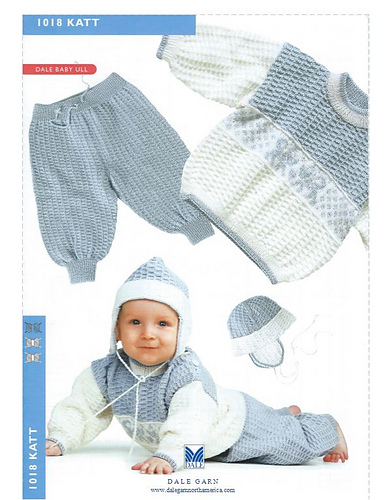 1018 Katt Baby Set PDF