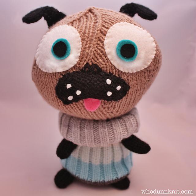 Free Toy Animal Knitting Patterns My Filing Cabinet