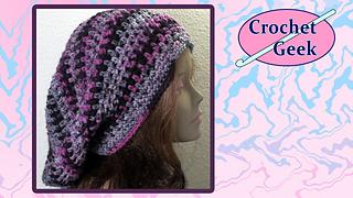 Ravelry Bob Marley Crochet Slouch Cap Pattern By Teresa