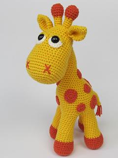 Schachenmayr giraffe