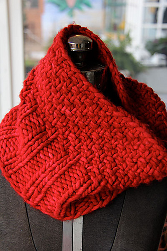 Knit Quick Patterns : The Fuzzy Square: Quick DIY Knit Gifts in Time For Valentines Day: Free ...