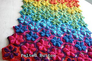 Ravelry Star Fruit Blanket Amp Rug Pattern By Susan Carlson