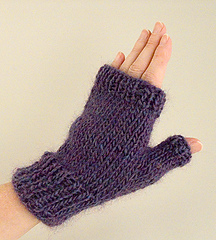 Worsted Mitten Combo PDF
