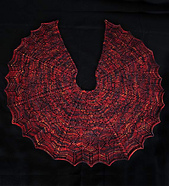 Dragon Wings Shawl PDF
