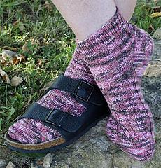 Summer Shorty Sock PDF