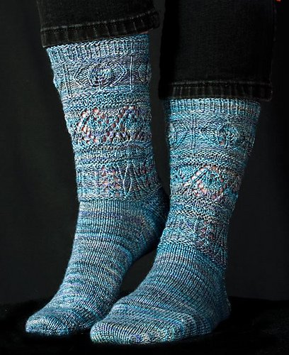 Logan Pass Socks PDF