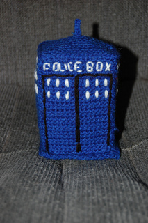 Free Crochet Pattern Tardis Hat : Ravelry: TARDIS amigurumi pattern by Army of Owls