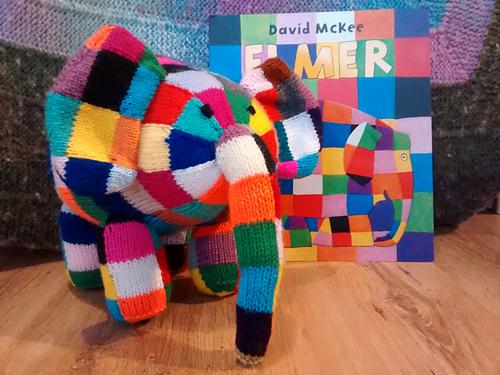 Elmer the elephant   Foxymitts V4