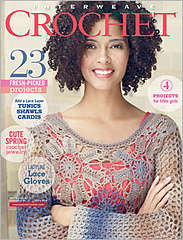 Interweave Crochet Spring 2013