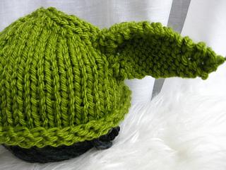 Baby Yoda Hat Knitting Pattern : Ravelry: Baby Yoda Knit Hat pattern by Shinah Chang