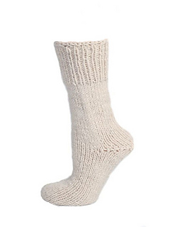 Toe_up_thick_alpaca_wool_socks_pattern_small2