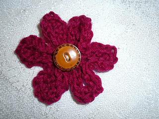 Ravelry: Basic Beginner Knit Flower pattern by Emi Harrington