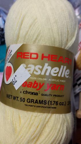 Ravelry Red Heart Cashelle Baby Yarn