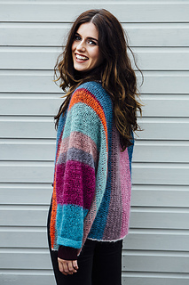 Ravelry Fame Cardigan Pattern By Annelies Baes Vicarno