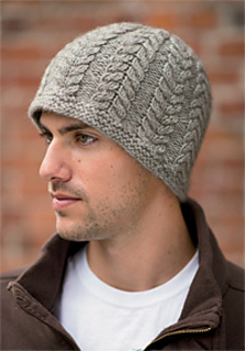 Knitting Pattern Hat Man : Ravelry: Mystical Twist pattern by Nathalie OShea